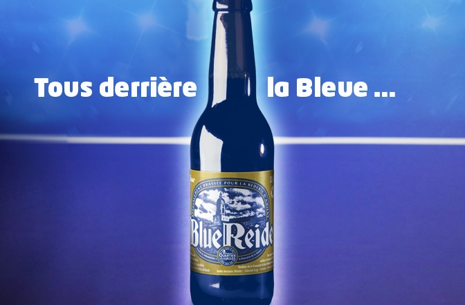 Biere bleuReide